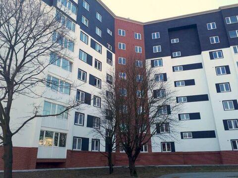 Купить квартиру в сером ключе в Калининграде - Фото 1