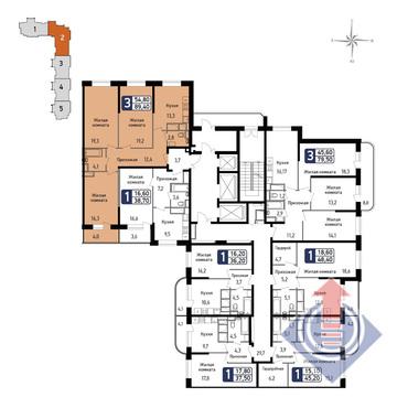 Продажа квартиры, Балашиха, Балашиха г. о, Ул. Некрасова - Фото 2