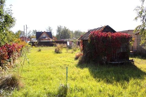 Продам участок в поселке Клязьма-Старбеево площадью 6 соток. - Фото 1