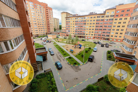 1к квартира 35 кв.м. Звенигород, мкр Пронина, д. 7 - Фото 5