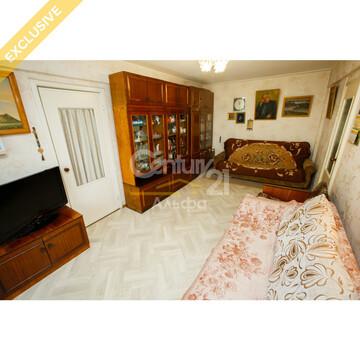 Продается двухкомнатная квартира по Октябрьскому проспекту, д. 10, Купить квартиру в Петрозаводске по недорогой цене, ID объекта - 320397069 - Фото 1