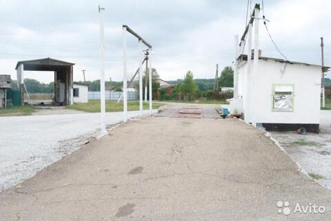 Промбаза в ст. Новоукраинской на з/у 2,15 га, рядом с трассой . - Фото 1