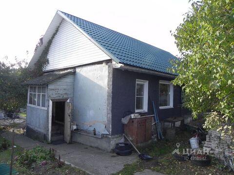 Продажа дома, Псков, Переулок Константина Гея - Фото 1