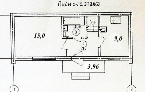 Таунхаус, 3 комнаты совсем недорого - Фото 4