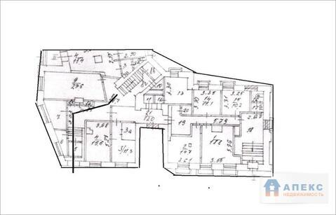 Аренда офиса 140 м2 м. Арбатская апл в жилом доме в Арбат - Фото 3
