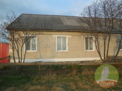 Продажа дома, Окуневское, Омутинский район - Фото 1