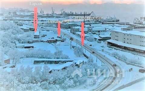 Продажа гаража, Мурманск, Ул. Ладыгина - Фото 1