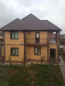 2хэтажный коттедж 240м2 в Добром с гостевым домом на 8,5 соток земли - Фото 1