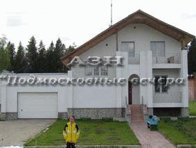 Ярославское ш. 28 км от МКАД, Зимогорье, Коттедж 370 кв. м - Фото 1