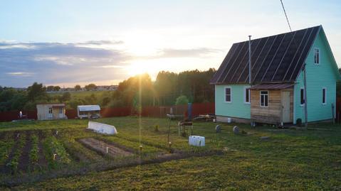 Дом 5х8 на участке 21,5 сот. в центре села Недельное - Фото 4