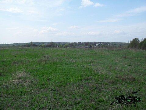 Гектар кфх, Голоперово Переславский район, 100 км от МКАД - Фото 1