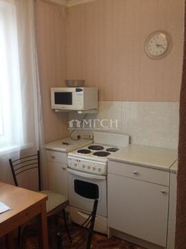 Аренда 1 комнатной квартиры м.Братиславская (улица Перерва) - Фото 1