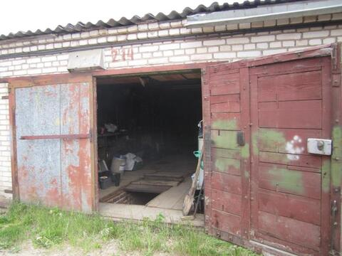 Продаю: отдельный гараж, 27.9 м2, Истра - Фото 1