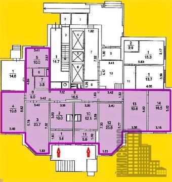 Помещение 180м, первый этаж, документы готовы к сделке - Фото 2