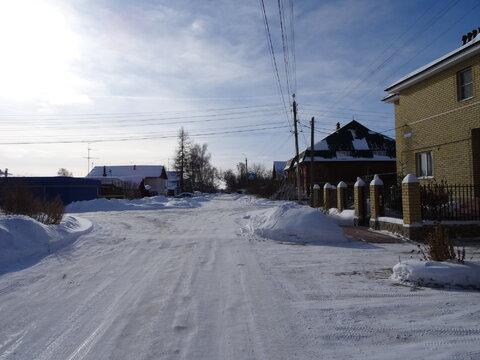 Участок с Домом в центре г. Березовский, 5 км от Екатеринбурга. - Фото 1