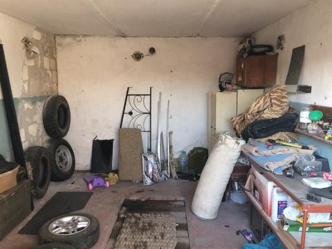 Каменный гараж на ул. Руднева гк Волна 1 - Фото 4