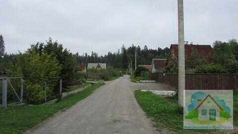 Продается земельный участок в СНТ Корела Приозерского района