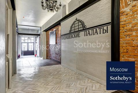 Двухуровневые апартаменты в Кадашевских палатах - Фото 3