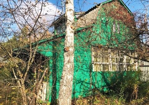 Дача 46 кв.м. на участке 14,5 сот. в СНТ Рассвет-5 д.Ратьково - Фото 1