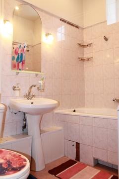 Классная квартира с ремонтом, 2 раздельные комнаты, кирпичный дом - Фото 5