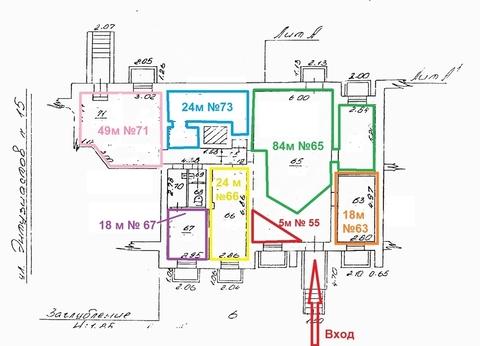 Коммерческая недвижимость, Энтузиастов, д.15 - Фото 1