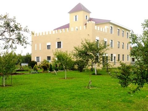 Гостевой дом общей площадью 800 кв.м на участке 15 соток в д. Леньково - Фото 1