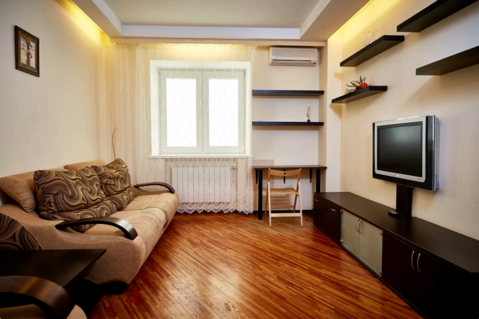 Некрасова 237 однокомнатная квартира - Фото 1