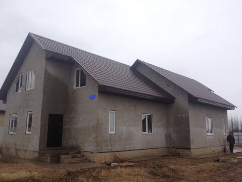 Продам дом д. Горные Морины - Фото 1