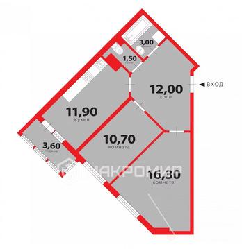 Объявление №60943477: Продаю 2 комн. квартиру. Парголово, Тихоокеанская ул., 14, к 2,