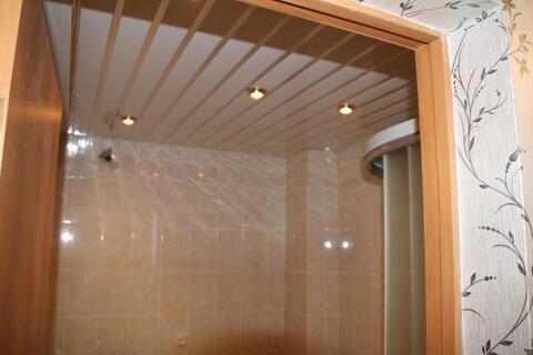 Продается 1-ком. квартира площадью 38 кв.м. в центре города Балакирево - Фото 4