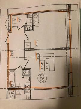 Объявление №52147134: Продаю 1 комн. квартиру. Санкт-Петербург, ул. Крыленко, 1к1с6,