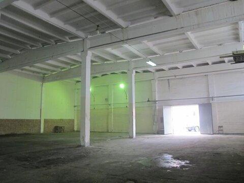 Аренда склада 1000 кв.м, ул.Мещерская - Фото 1