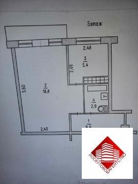 Однокомнатная квартира дешево в Керчи