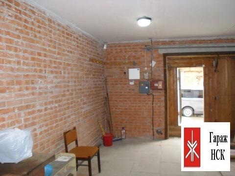 Продам капитальный гараж, ГСК Сибирь №150. Нижняя зона Академгородка. - Фото 4