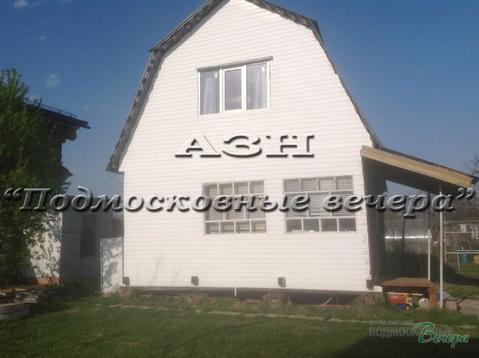 Осташковское ш. 15 км от МКАД, Никульское, Дача 90 кв. м - Фото 1