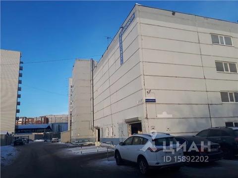 Склад в Тюменская область, Тюмень ул. 50 лет влксм, 57 (20.0 м) - Фото 2