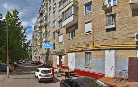 Продается 2-х комнатная квартира г. Москва, Университетский пр. 21, к.1 - Фото 1