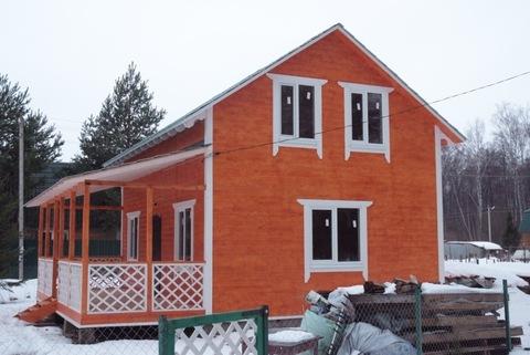 Красивая и качественная деревянная дача. - Фото 2