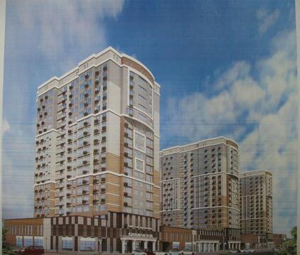 В новом доме 1-комнатная квартира 49 кв.м., Купить квартиру в Белгороде по недорогой цене, ID объекта - 317332442 - Фото 1