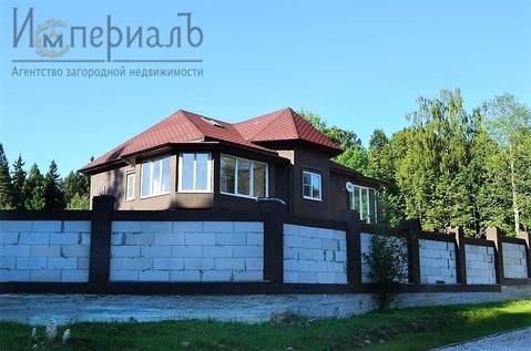 Большой дом на просторном участке на границе с Московской область - Фото 2