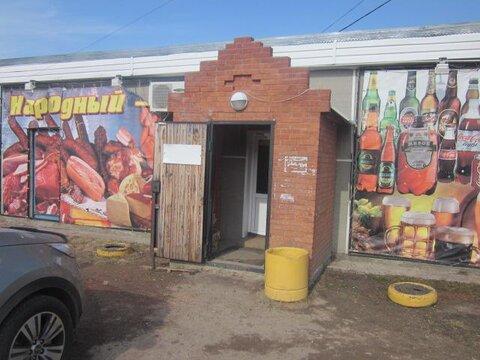 Здание магазина на з/у, 50,2 кв.м. - Фото 1