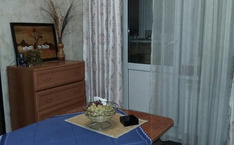Однокомнатная квартира в г. Пушкино, Московская обл. мкр. Серебрянка - Фото 5