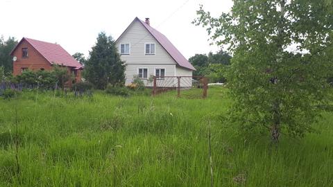 30 соток на окраине СНТ Опцион, Заокский р-он 105 км от МКАД - Фото 4