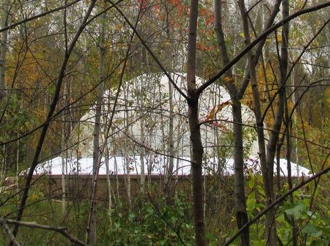 Купольный дом - каркас - Фото 4
