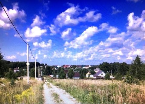 Продается земельный участок, Большое Петровское, 30 сот - Фото 1
