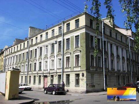 Хорошая комната на Петроградке. Прямая продажа - Фото 3