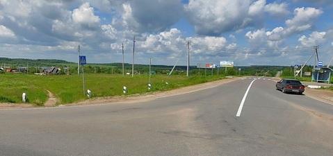 Обработанный, огороженный участок в деревне у водохранилища - Фото 2