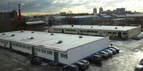 Складской комплекс 17800 м2 на участке 9 Га в Подольсе - Фото 2