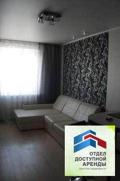 Квартира ул. Высоцкого 46, Аренда квартир в Новосибирске, ID объекта - 322718722 - Фото 1