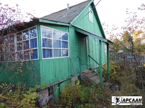 Продам участок 6 сот. с домом вид на Волгу - Фото 3